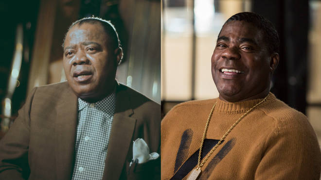 American stand-up comedian and actor Tracy Morgan is set to play the famous musician, in a self-financed biopic about Armstrong's life, NME reports.