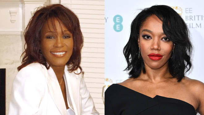 British actress Naomi Ackie will be portraying Whitney Houston in the upcoming biopic I Wanna Dance With Somebody.