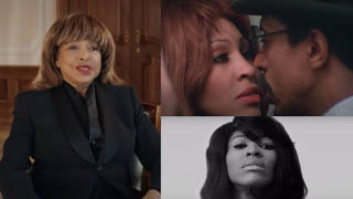 Tina Turner has spoken about the pitfalls on her road to fame and her relationship with Ike Turner in a trailer for the HBO documentary, Tina.