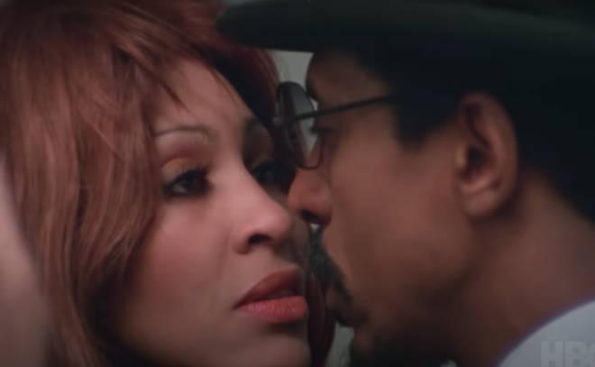Tina Turner divorced Ike Turner (pictured) in 1976.
