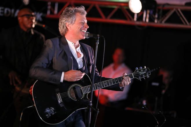 Bon Jovi announces UK arena tour in 2019