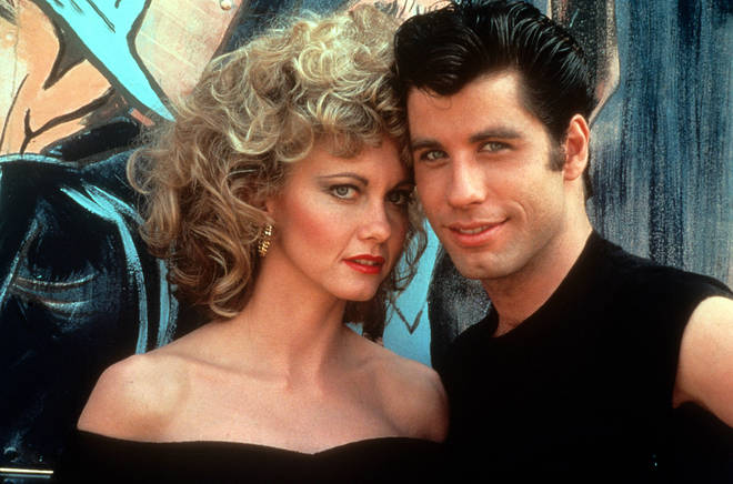 Olivia Newton John And John Travolta starred in the smash hit movie Grease (pictured) released in 1978.