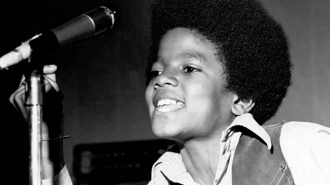 Michael Jackson in 1970