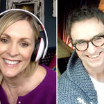 Jenni Falconer chats to Marti Pellow
