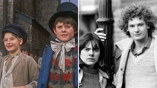 Mark Lester and Jack Wild starred in Oliver