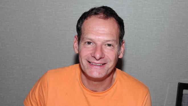 Mark Lester in 2017
