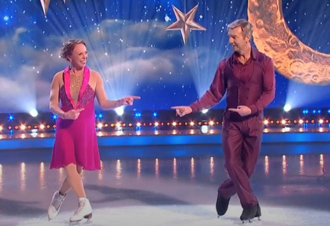 The famous dancing pair have been judges and creative directors of Dancing On Ice since its inception in 2006.