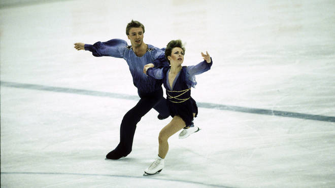 Torvill and Dean were representing the UK in Sarajevo, Bosnia at the 1984 Olympics when they took to the ice and gave a beautiful self-choreographed performance to Maurice Ravel's Boléro (pictured).