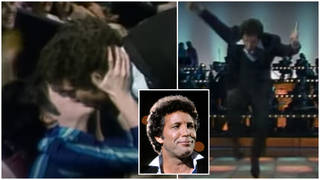 Tom Jones has impressed audiences all over the world with his incredible voice and stage presence, but this video from the 1970's proves the welsh superstar was also a sensational dancer.