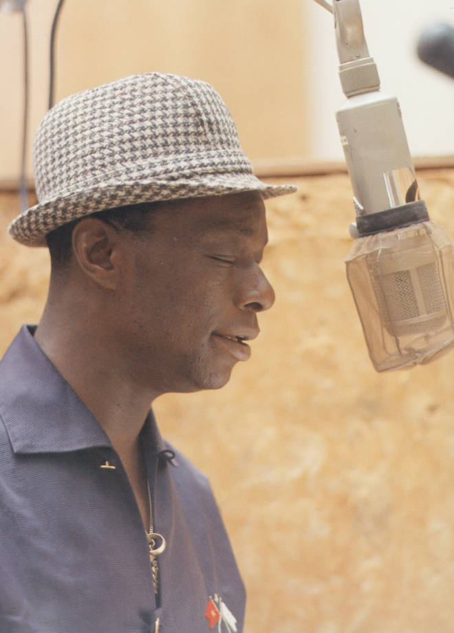 Nat King Cole (pictured) released the hit song 'Smile' in 1954. The track has since been covered by Seal, Judy Garland and Michael Jackson.