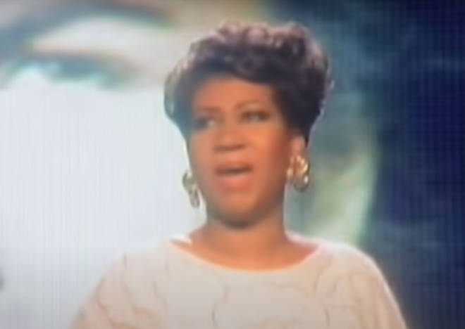 Was there ever a more powerful duet than that between our very own George Michael and Aretha Franklin, the Queen of Soul (pictured)?
