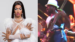 Drag Race UK star Tayce has a famous father who played with Wham and George Michael
