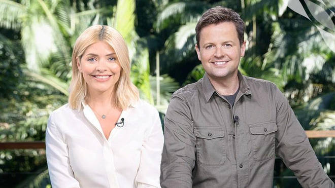 Holly Willoughby will be replacing Ant on I'm A Celebrity in 2018