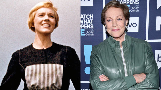 Most recently Julie Andrews voiced Lady Whistledown in the late-2020 smash hit Netflix series, Bridgerton.
