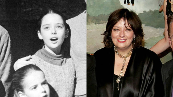 The Sound of Music's Angela Cartwright is now a full-time artist, showcasing her work in Studio City, Los Angeles
