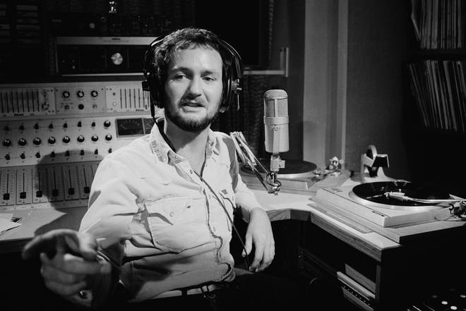 Queen gave the recording to Smooth Radio's sister station Capital FM where DJ Kenny Everett (pictured) agreed to play 'Bohemian Rhapsody' on air