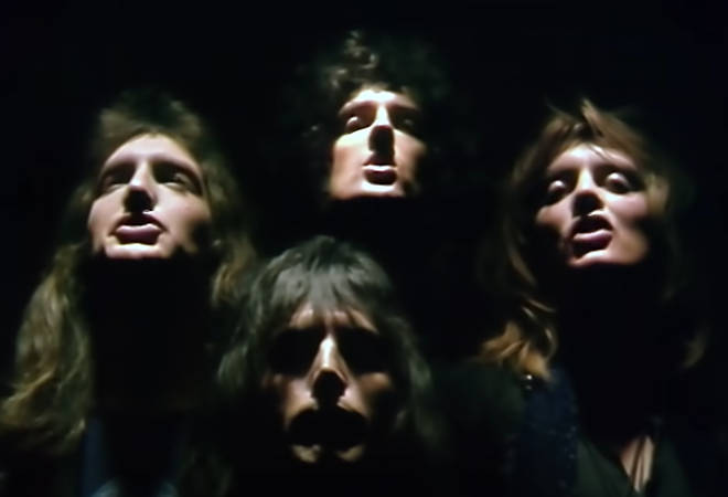 """Freddie Mercury always refused to explain what the song was about, only saying &squot;Bohemian Rhapsody&squot; was """"about relationships"""" (Pictured, a still from the music video of &squot;Bohemian Rhapsody&squot;"""