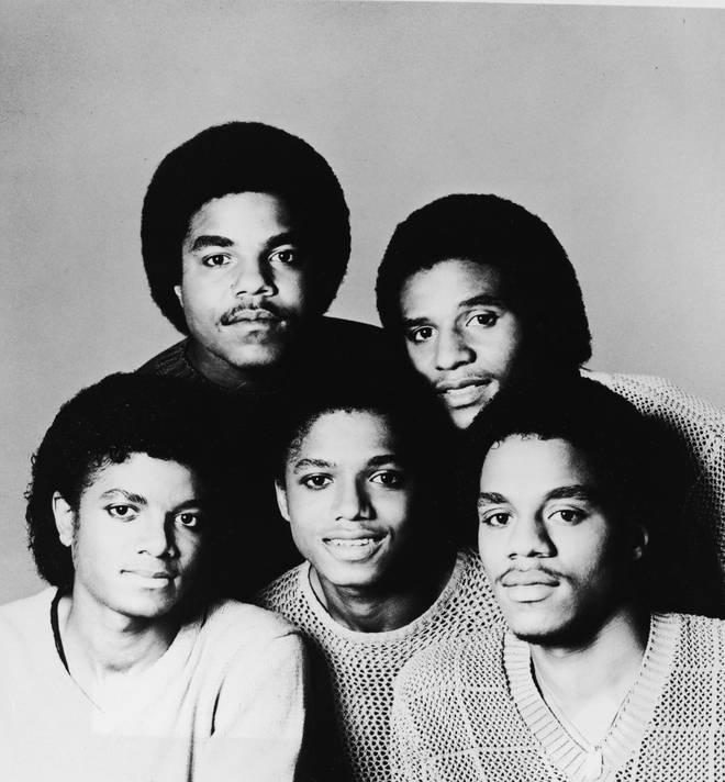 Portrait Of The Jacksons