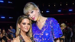 Taylor Swift releases brand new song 'You All Over Me' with Maren Morris