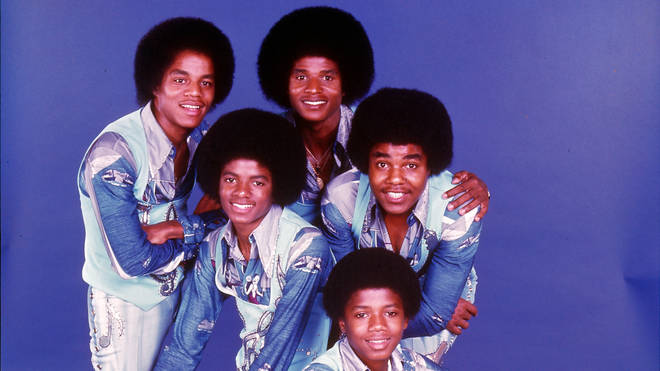 1977 Portrait of The Jacksons