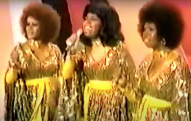 The Supremes (pictured) appeared on Tom Jones's TV show in 1970. The Welsh singer's series 'This Is Tom Jones' ran from 1969-1972 for a total of 67 episodes on ABC-TV.