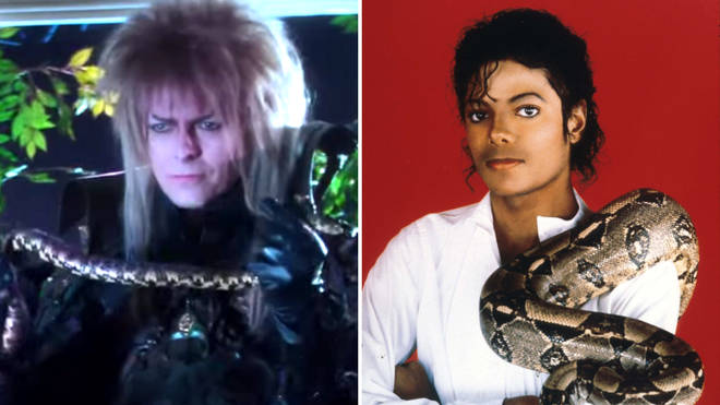 Michael Jackson could have appeared in Labyrinth
