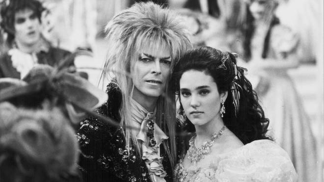 Jim Henson was convinced by his son Brian to cast David Bowie in Labyrinth