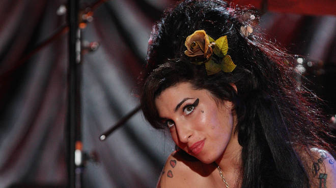 The loveable Amy Winehouse, pictured in 2008