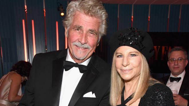 Barbra Streisand and Josh Brolin in 2019