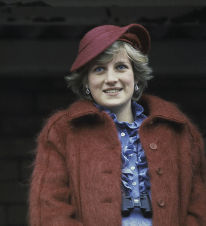 The blue plaque comes after the London Assembly asked Londoners to suggest women worthy of a blue plaque and Princess Diana's name came out on top. Pictured in 1982.