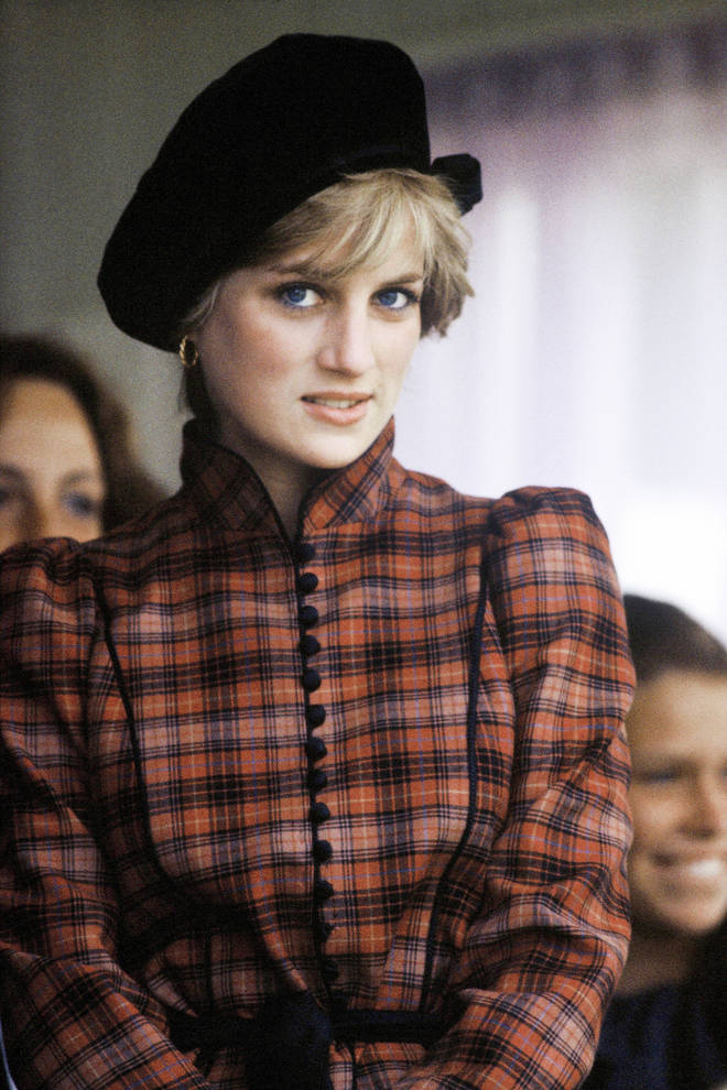 """Princess Diana famously once said that her days living in a London flat with girlfriends was the """"happiest time of her life."""" Pictured in 1981."""