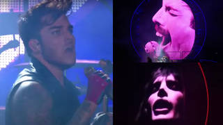 The former Queen frontman, who died in 1991, gave a stunning performance when he joined his ex-bandmates and Adam Lambert on stage in 2015.