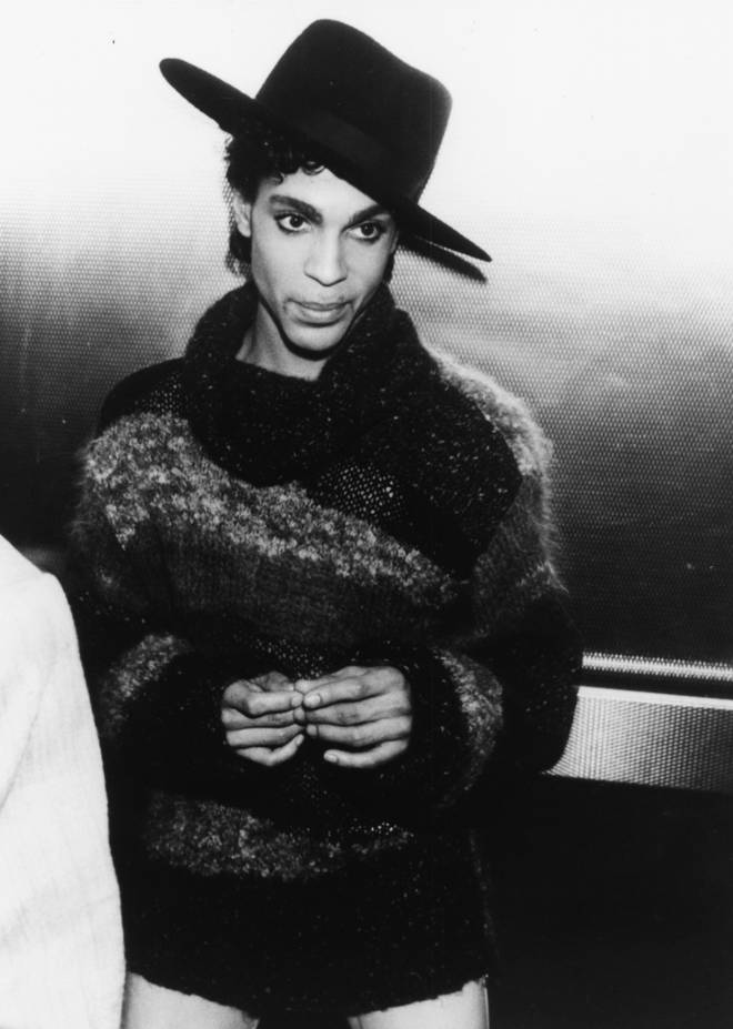 """Lyrics on the Welcome 2 America track include """"Land of the free / home of the slave"""", a nod to when Prince felt trapped by his record label in the 1990s."""