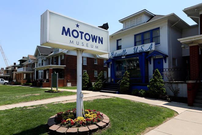 The Motown Museum (pictured) is the original home of Motown Records in Detroit