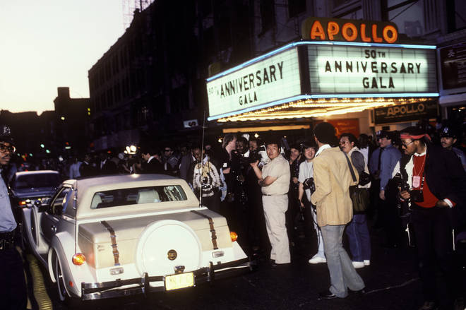 Situated at 253 West 125th Street (pictured) next to New York City's famous Seventh Avenue, the Apollo Theatre has hosted some the greatest performers of all time.