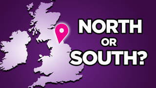 We can tell if you're Northern or Southern just from these questions