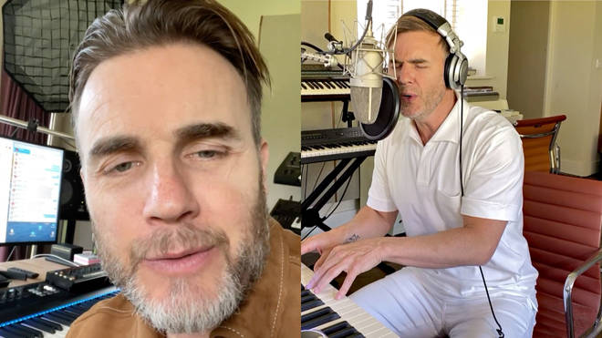 According to successful record producer Gary Barlow you only need one thing to write good music – and it's surprisingly simple.