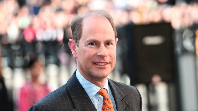 Prince Edward in 2017