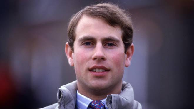 Prince Edward in 1984