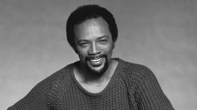 Quincy Jones in 1981