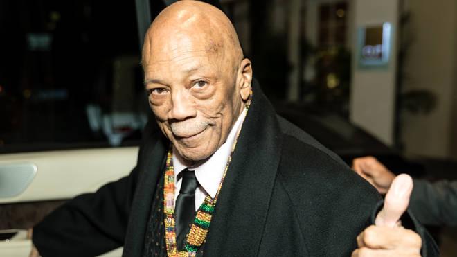 Quincy Jones in 2020