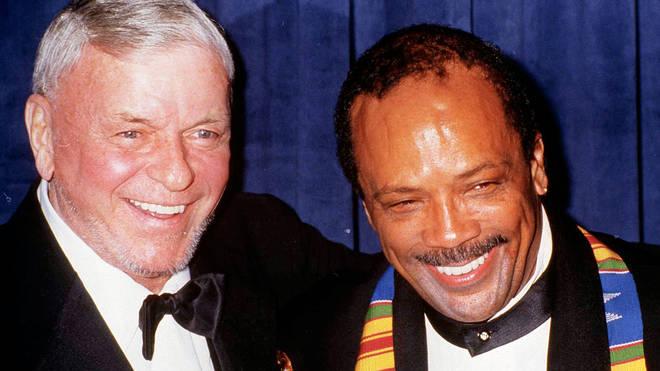 Frank Sinatra And Quincy Jones