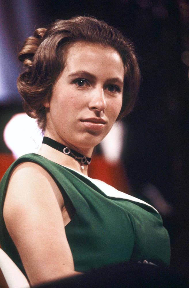 Princess Anne in 1971