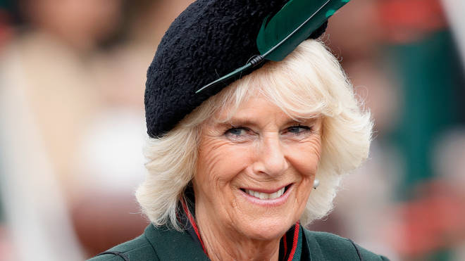 The Duchess of Cornwall in 2019
