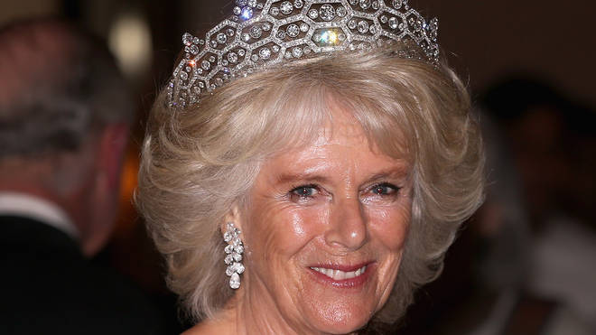 The Duchess of Cornwall in 2013