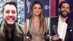 Luke Bryan, Maren Morris and Thomas Rhett triumph at 2021 American Country Awards - in pictures