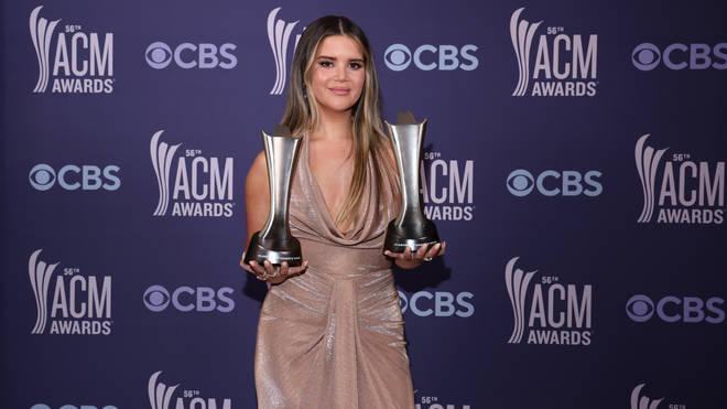 Maren Morris won two awards