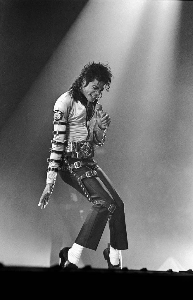 Paris Jackson says she has been hugely influenced by her father Michael Jackson's music (Michael pictured performing in 1988)