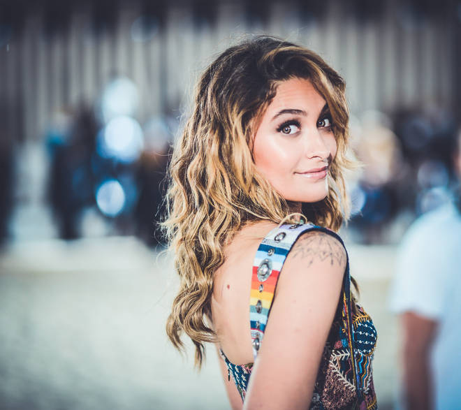 Paris Jackson (pictured in 2018) credits father Michael Jackson for the values he has instilled in her and for the person she is today.