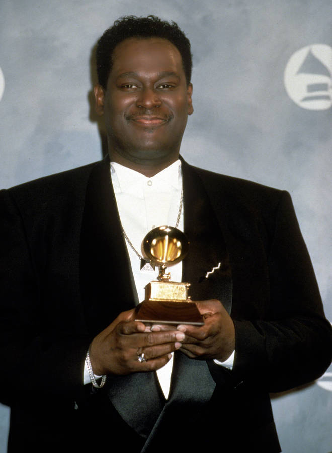 Hitmaker Luther Vandross won eight Grammy Awards in his lifetime. Pictured at the 33rd Awards in New York City in 1991.